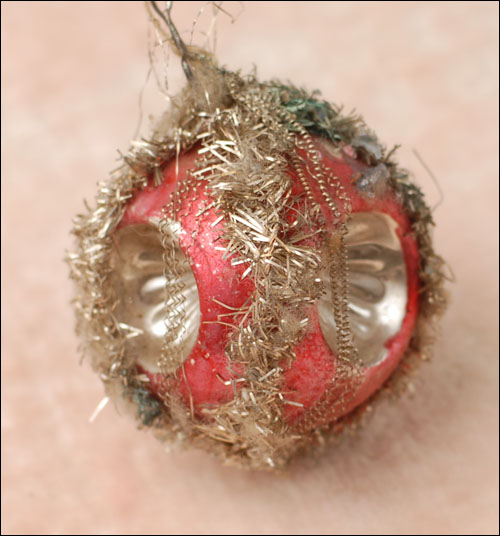German vintage glass christmas ornaments