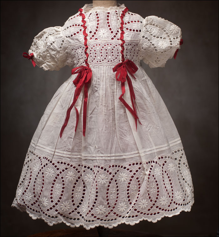 Antique White Original Dress