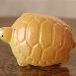 Antique Christmas ornament TURTLE