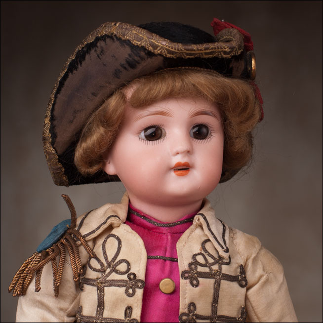 French Bisque Doll Marquise