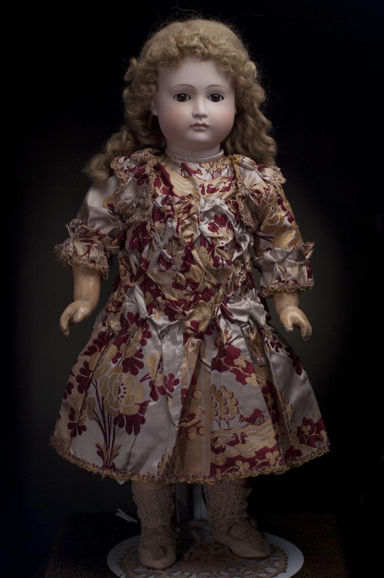 53 см Редкая кукла KESTNER 1885г.