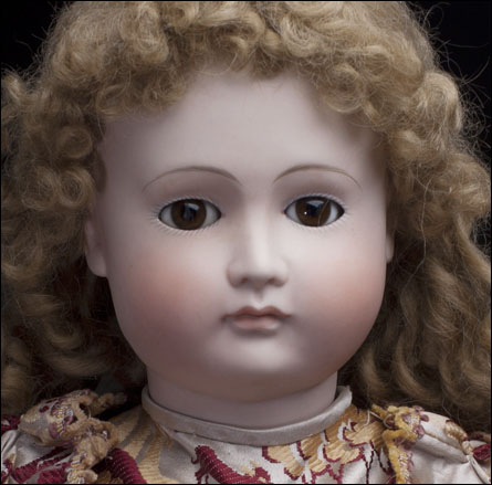 rare Early Kestner doll