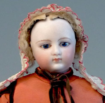 French Fashion Barrois Doll