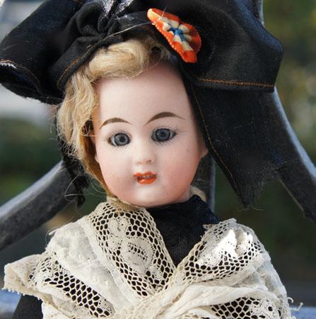 Simon&Halbig doll