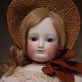 Doll in the Barrois manner