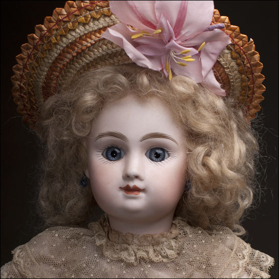 French bebe Mascotte Doll