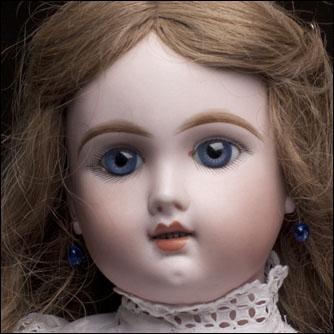 rare Eden Bebe Doll