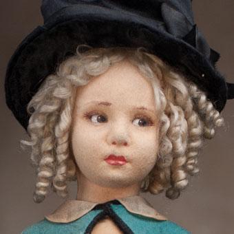 Rare Lenci Doll