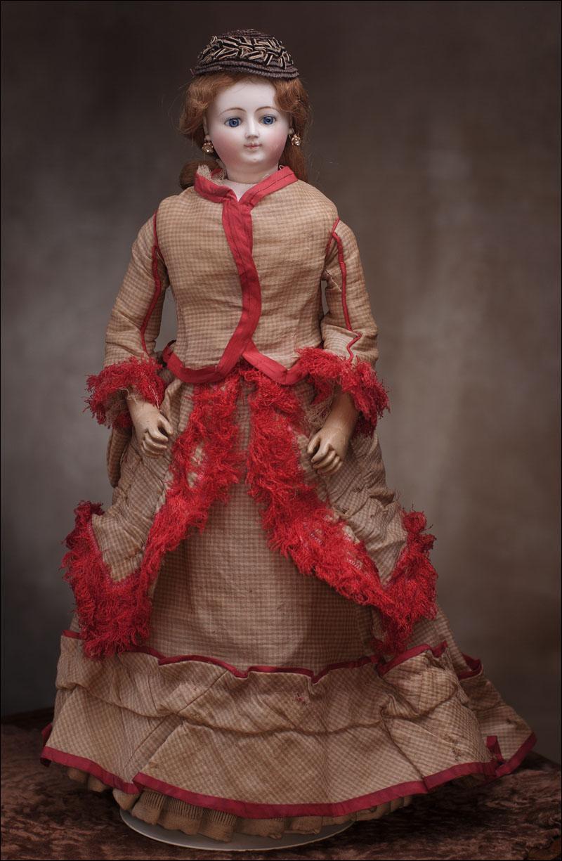 45 cm Редкая кукла Lavalle-Peronne - Модель  LILY
