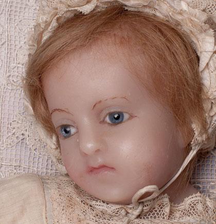 Montanari Wax Doll