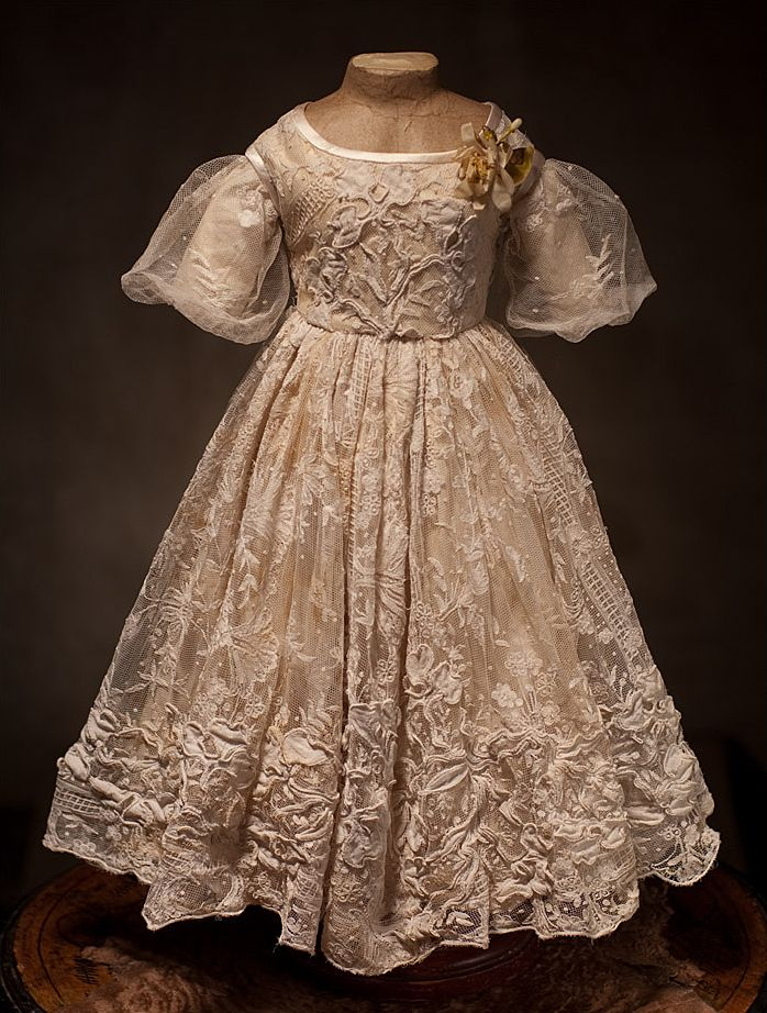 Antique French Lace dress