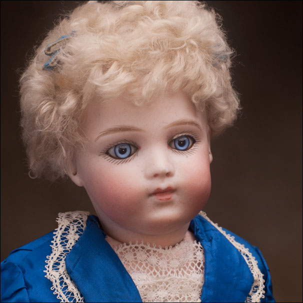 Small Bru Brevette Doll