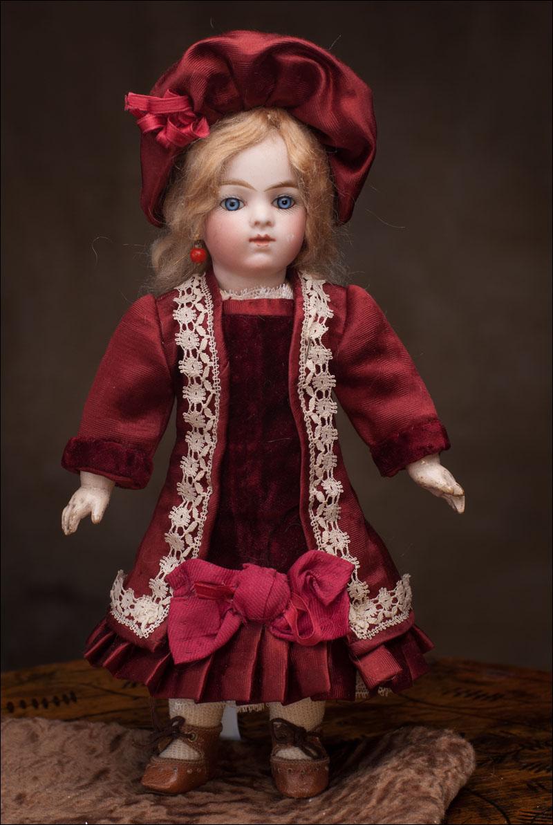 Кукла BRU высотой 28 см, в отличном состоянии