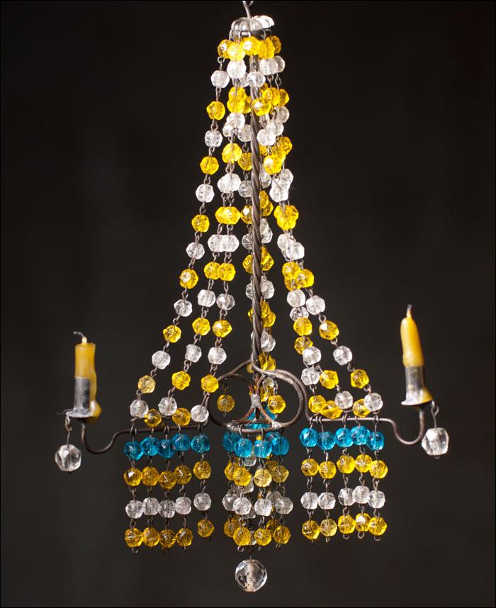 Beads Chandelier