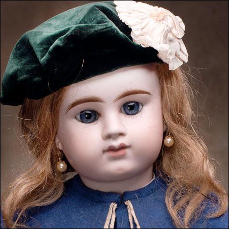 Denamur Bebe Doll 25 inch