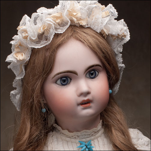 Jumeau Doll by SFBJ period, c.1900