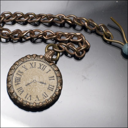 Antique Watch w/chain