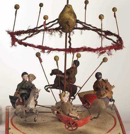 Manivelle Carousel Automaton