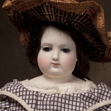 Early Fashion Doll by DENIS DUVAL