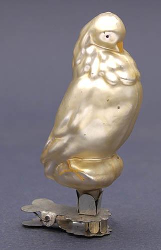 Antique Christmas ornament DOVE