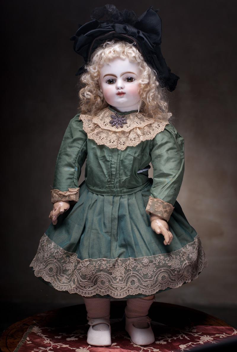 Ранняя кукла Готье 61 см, 1870-е годы