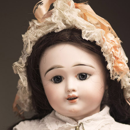 French Eden Bebe doll by Fleischmann