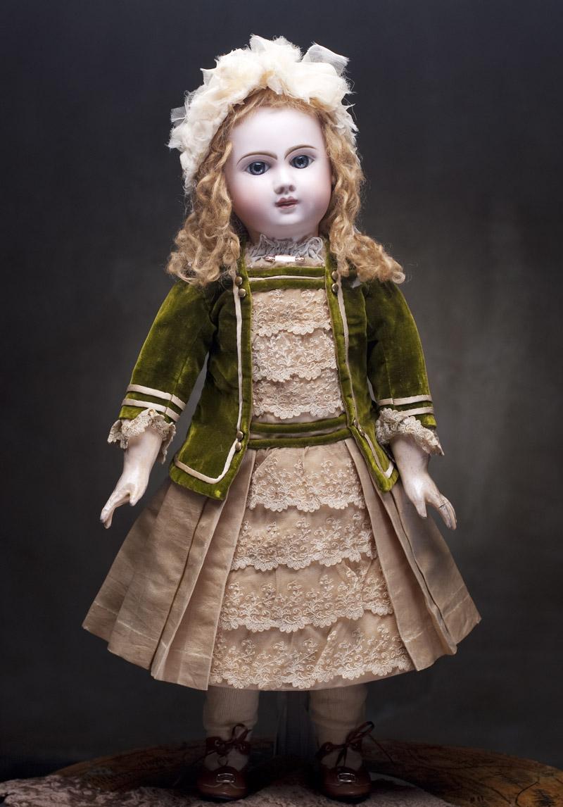 Редкая кукла фирмы Штайнер - модель Феникс, 56 см