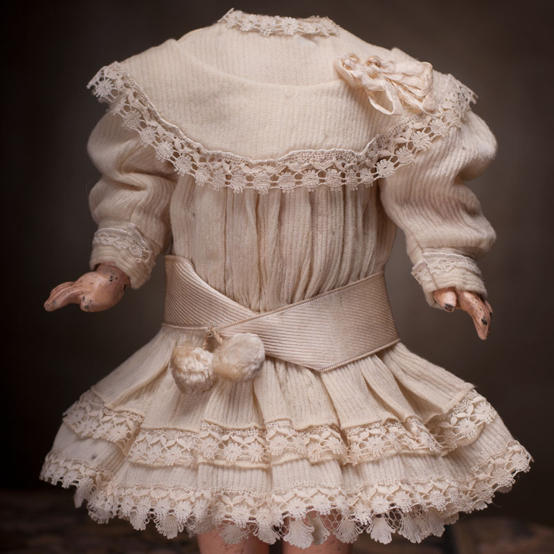 Original dress for bebe doll 14""