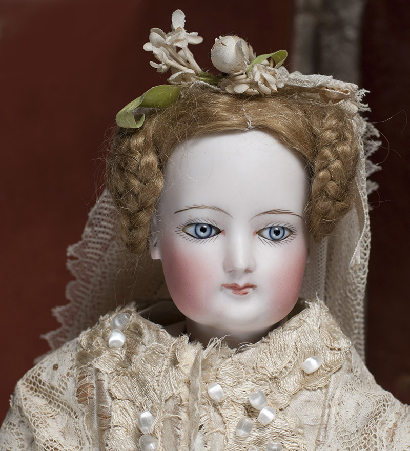 French Fashion doll from Maison GIROUX