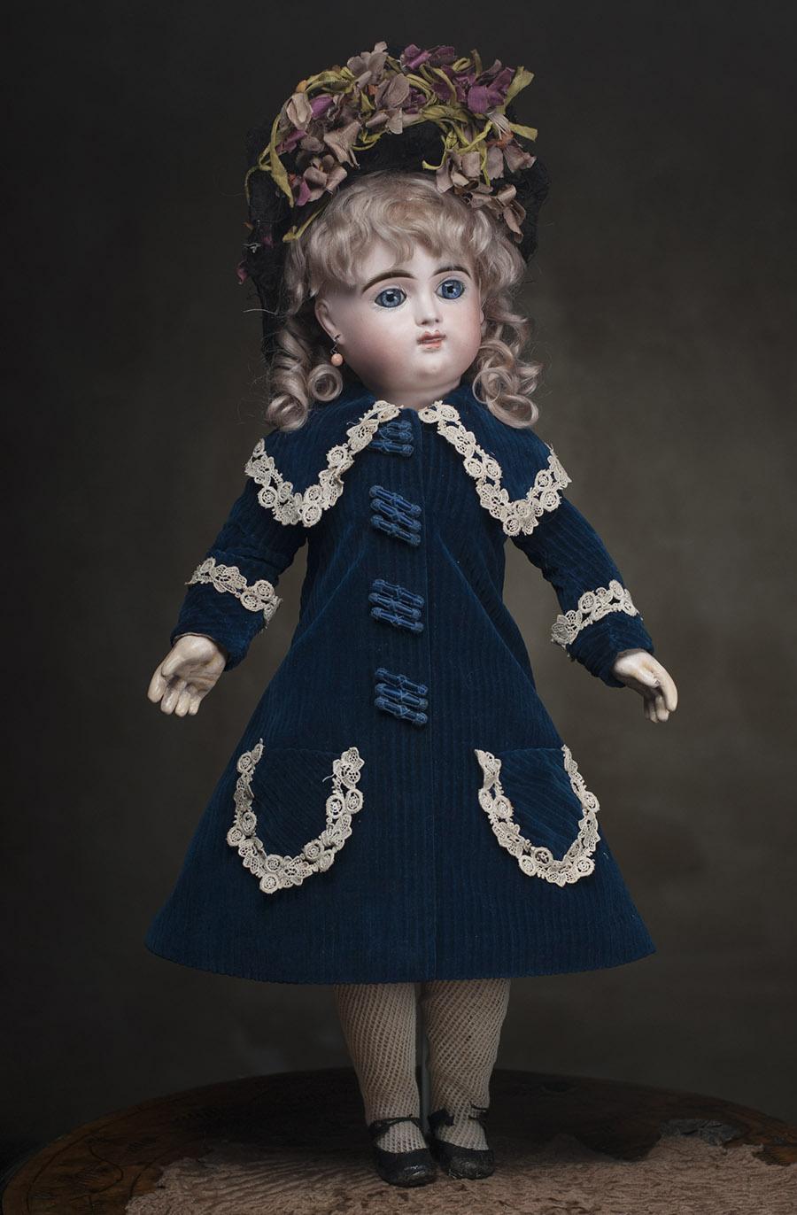 Редчайшая кукла Bebe Henri ALEXANDR