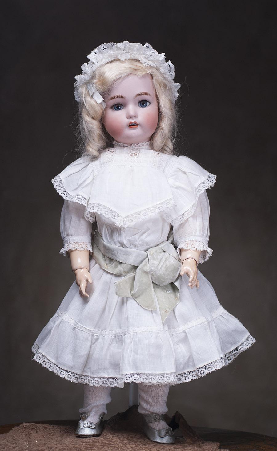Кукла  Simon&Halbig, Kammer&Reinhardt 50 см высотой, 1900-е годы