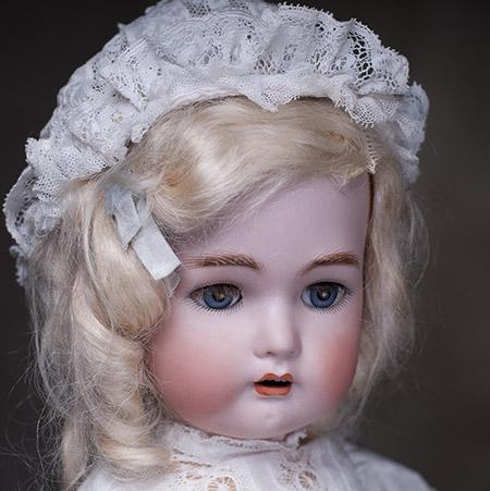 Кукла S&H, K&R 50 см