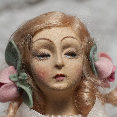 Lenci Boudoir Doll