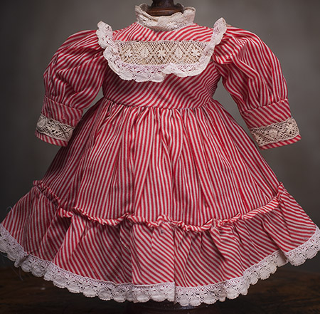 Dress for doll about 17-18""
