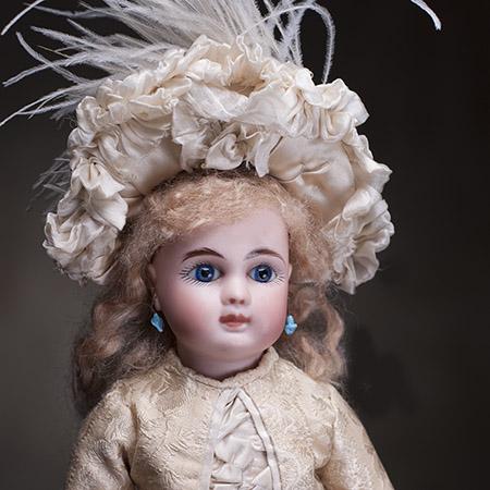 Кукла фирмы STEINER 31 cм