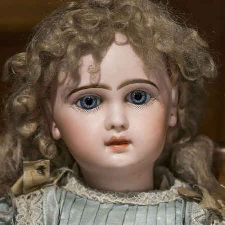 Кукла Jumeau модель INTREPIDE