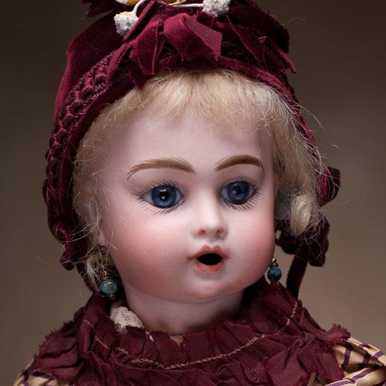Bru Bebe Teteur Doll