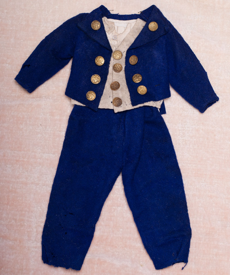 Original Costume for Boy Doll