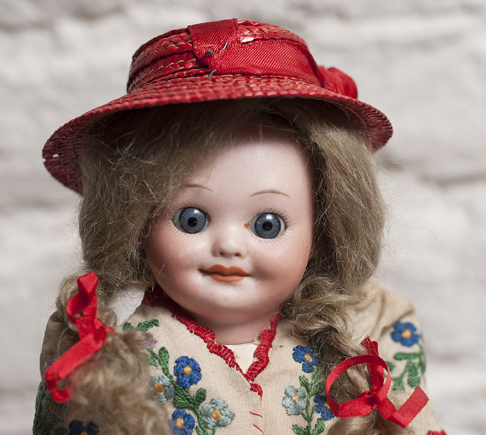 "9  1/2""  Armand Marseille Googly Doll"