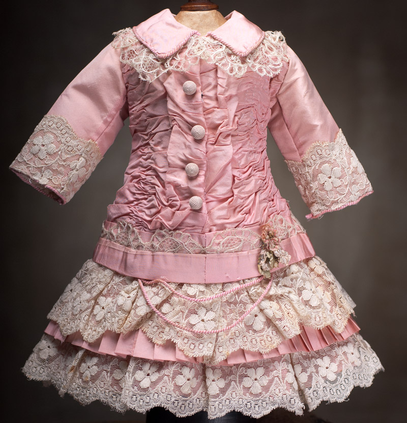 Antique Pink dress