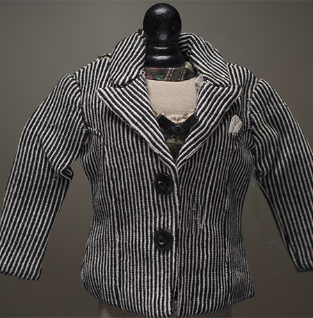 Original French Fashion doll  Jacket