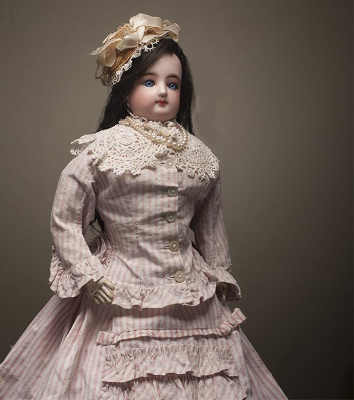 Модная кукла Готье 44 см