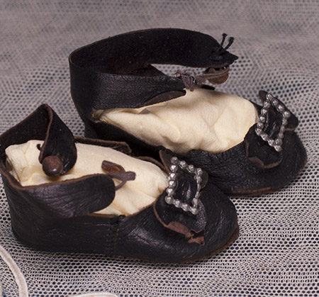 French Original DOll Shoes