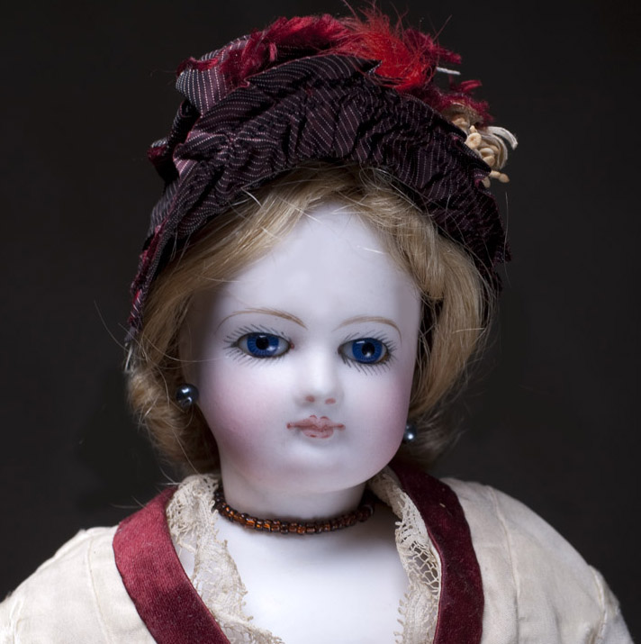 Antique French Bisque Simonne doll