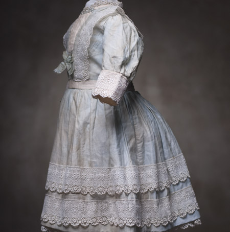 ANtique Original cotton dress