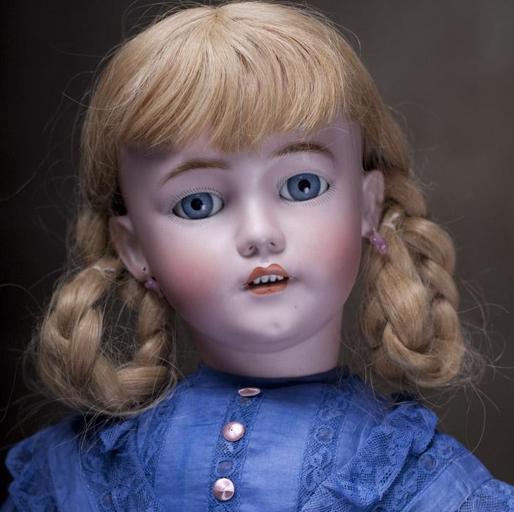Большая кукла SIMON&HALBIG  DEP - 80 см!