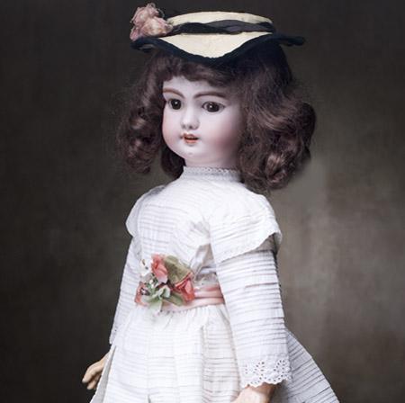 Кукла DEP для французского рынка 67 см