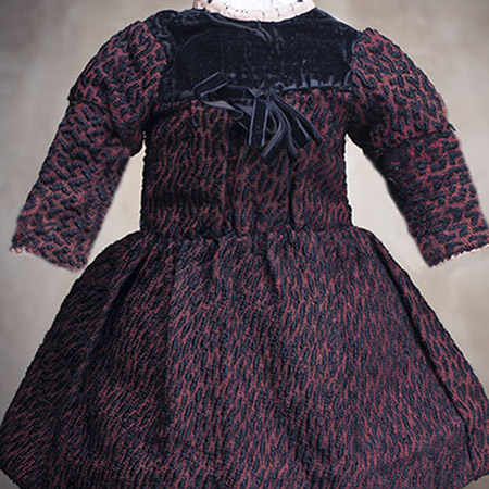 Antique Oriignal doll dress