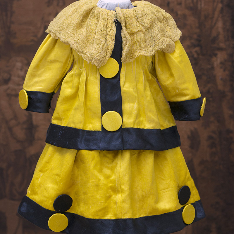 Clown dress for doll 26-27