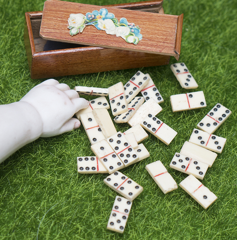 All original Domino games for fashion dolls